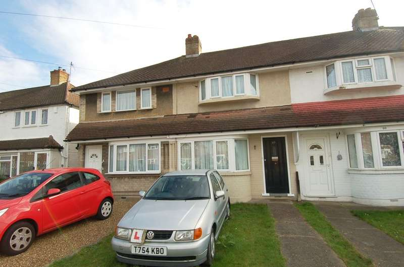 2 Bedrooms Terraced House for sale in Hanworth