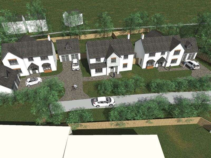 4 Bedrooms Property for sale in The Hazeltons, Bayfield, Chepstow