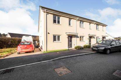 2 Bedrooms End Of Terrace House for sale in Totnes