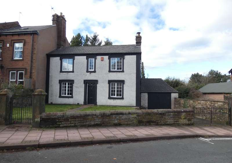 4 Bedrooms House for sale in Brunswick Square, Penrith, CA11 7LW