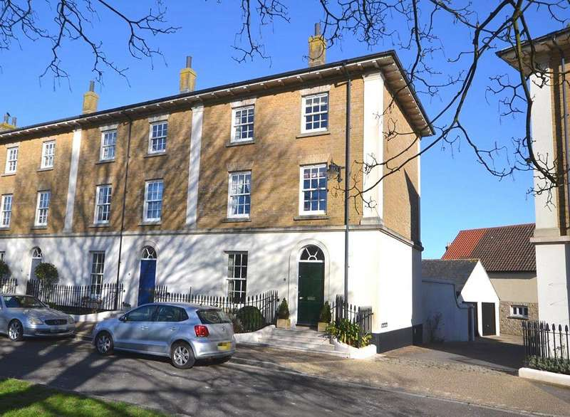 4 Bedrooms End Of Terrace House for sale in Woodlands Cresent, Poundbury