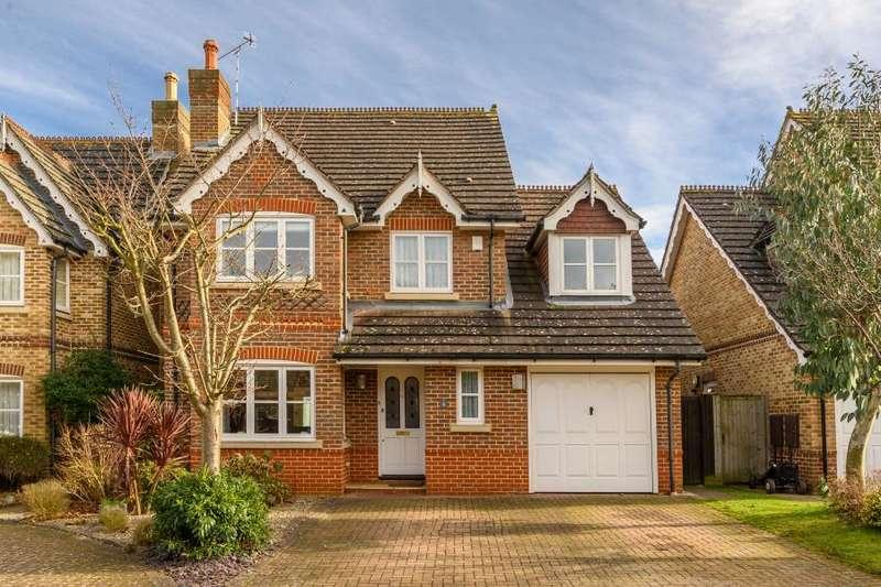 5 Bedrooms Detached House for sale in Bainbridge Close, Richmond