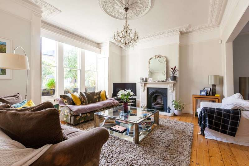 6 Bedrooms House for sale in Finsbury Park Road, Islington, N4