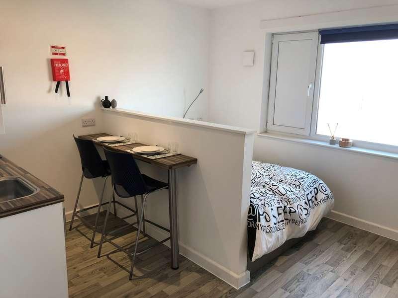 1 Bedroom Studio Flat for rent in Student Accomodation -Studio
