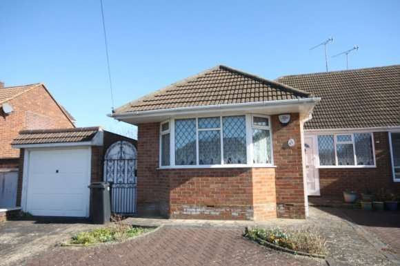 2 Bedrooms Bungalow for sale in Fieldgate Road, Luton, LU4