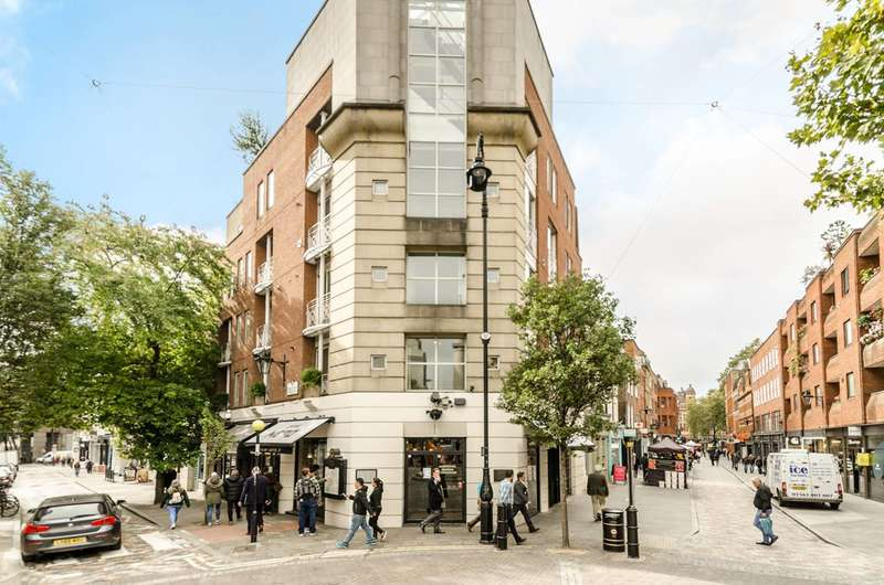 2 Bedrooms Flat for sale in Earlham Street, Covent Garden, WC2H