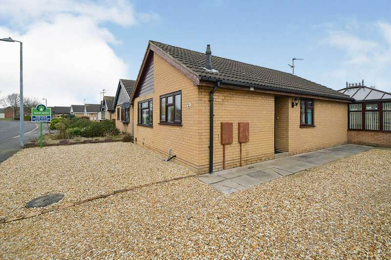 4 Bedrooms Detached Bungalow for sale in Aldergrove Crescent, Lincoln, Lincolnshire, LN6