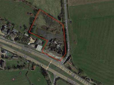 Land Commercial for sale in London Road, Stretton On Dunsmore, Rugby