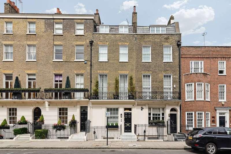 5 Bedrooms Terraced House for rent in Chapel Street, Belgravia, SW1X