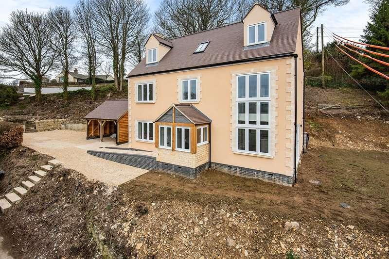 5 Bedrooms Detached House for sale in Fidges Lane, Eastcombe, Stroud, GL6