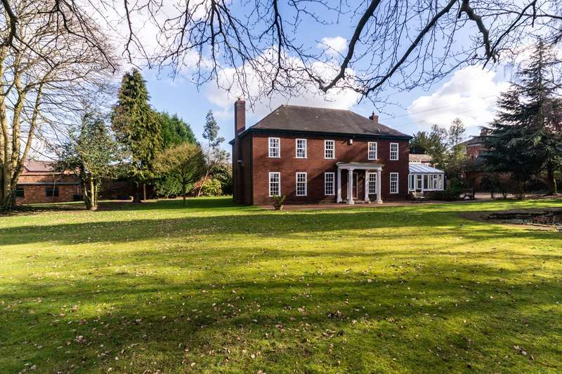 5 Bedrooms Detached House for sale in 23 Wade Lane, Hill Ridware, Rugeley, WS15
