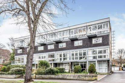 2 Bedrooms Flat for sale in Broad Reach, The Embankment, Bedford, Bedfordshire