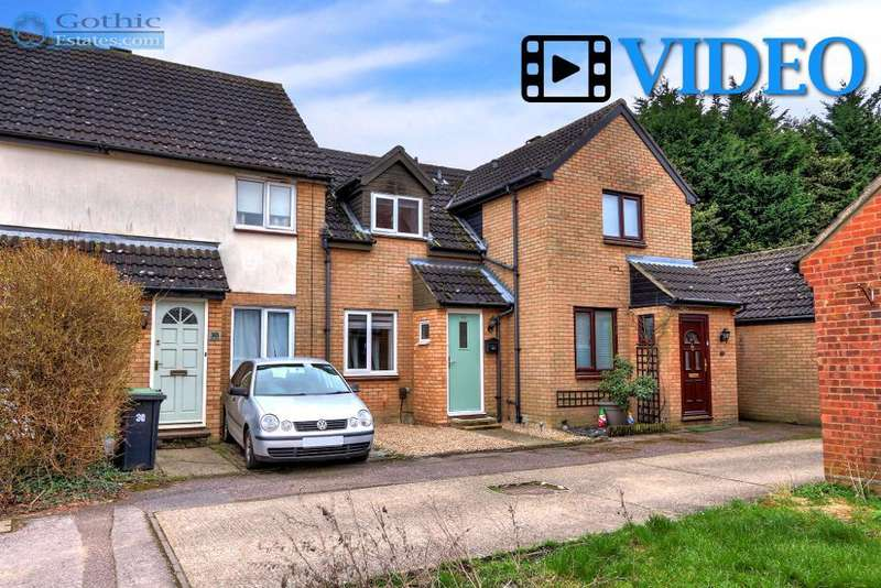 1 Bedroom Terraced House for sale in Lamb Meadow, Arlesey, SG15 6RY