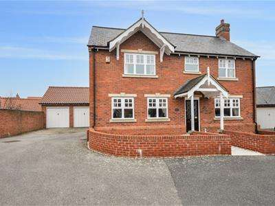 4 Bedrooms Detached House for sale in Main Street, Mawsley Village