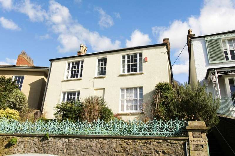 4 Bedrooms Semi Detached House for sale in Hill Road, Clevedon, BS21