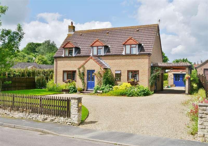 4 Bedrooms Detached House for sale in Little Broaden, School Lane, Ropsley