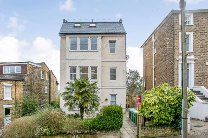 2 Bedrooms Apartment Flat for sale in Cintra Park, Upper Norwood