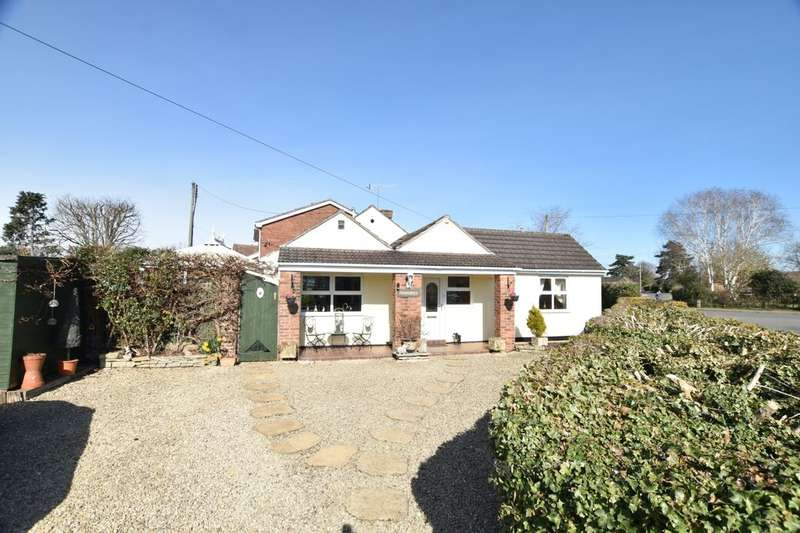 2 Bedrooms Detached Bungalow for sale in Ferry Lane, Offenham, Evesham, WR11