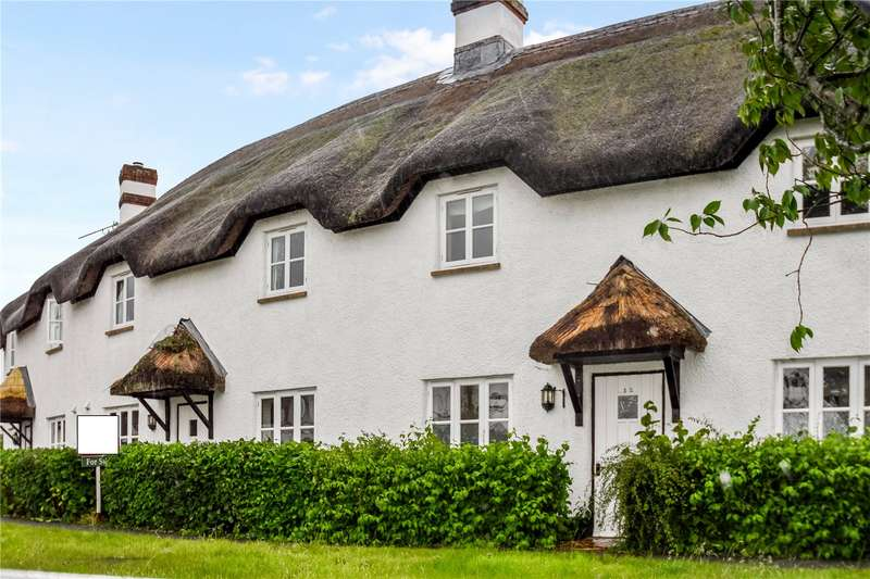 3 Bedrooms End Of Terrace House for sale in Eastwick Barton, Nomansland, Tiverton, EX16