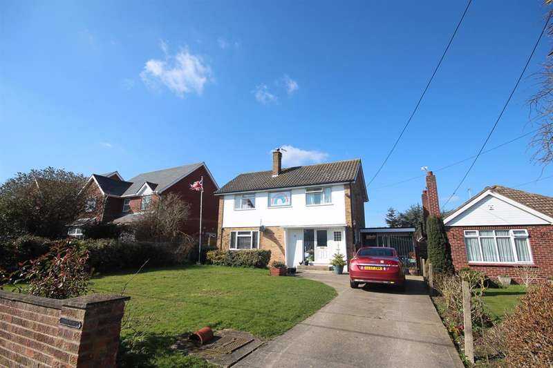 4 Bedrooms Detached House for sale in St Osyth Road East, Little Clacton