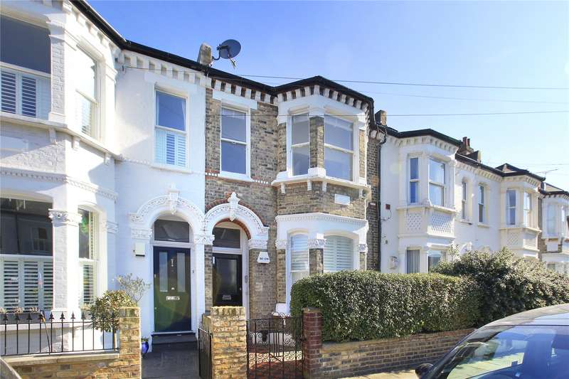 2 Bedrooms House for sale in Lavender Sweep, Battersea, London, SW11