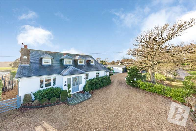 5 Bedrooms Detached House for sale in Toot Hill Road, Ongar, Essex, CM5