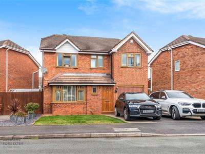 4 Bedrooms House for sale in Coltman Close, Lichfield