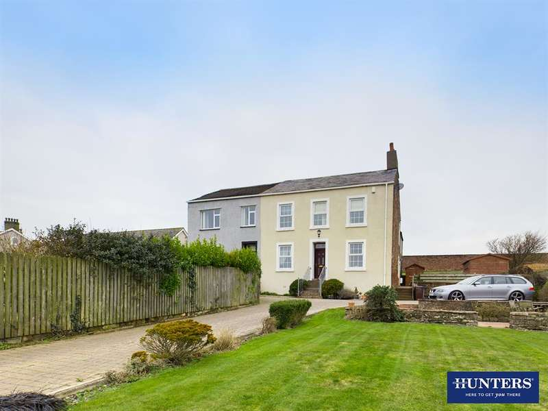5 Bedrooms Semi Detached House for sale in Abbey Road, St. Bees, CA27 0EG