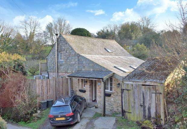 3 Bedrooms Detached House for sale in Tutwell, Callington, Cornwall
