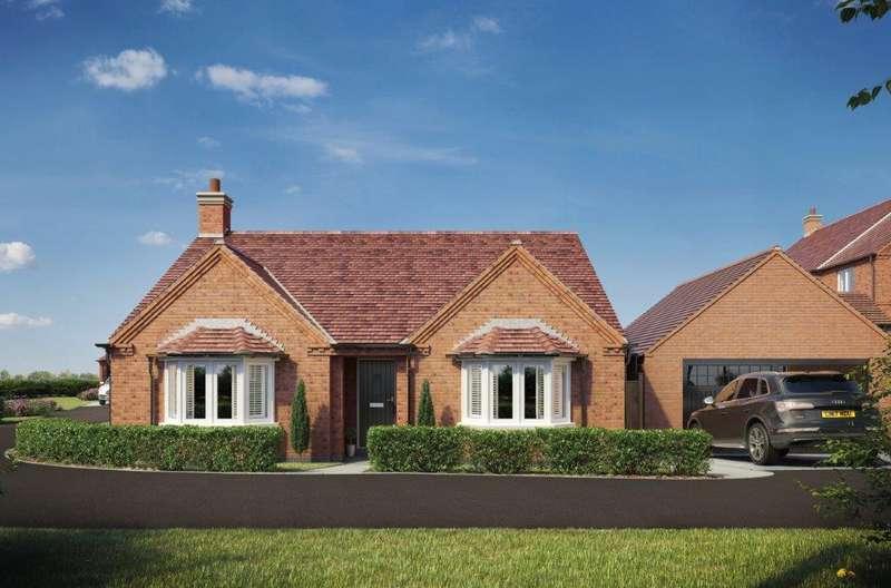 3 Bedrooms Detached Bungalow for sale in Worthington Lane, Newbold Coleorton, LE67 8PJ
