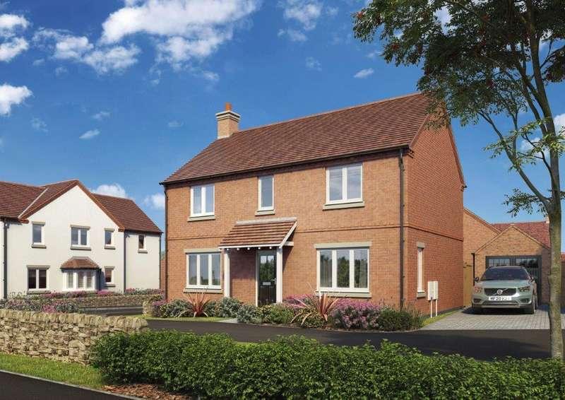 4 Bedrooms Detached House for sale in Worthington Lane, Newbold Coleorton, LE67 8PJ