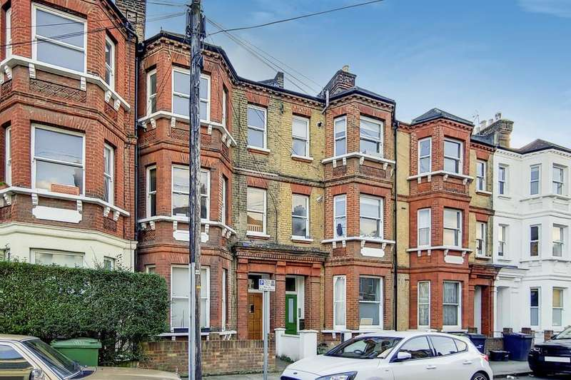 2 Bedrooms Flat for sale in Handforth Road, London SW9