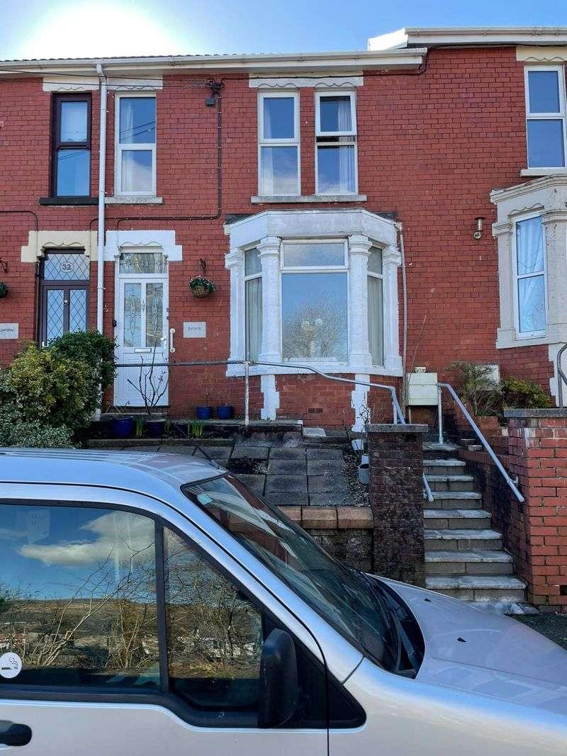 3 Bedrooms Property for sale in Salisbury Road, Maesteg