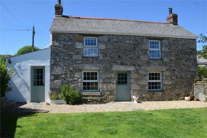 3 Bedrooms Cottage House for sale in Lanner, REDRUTH, Cornwall