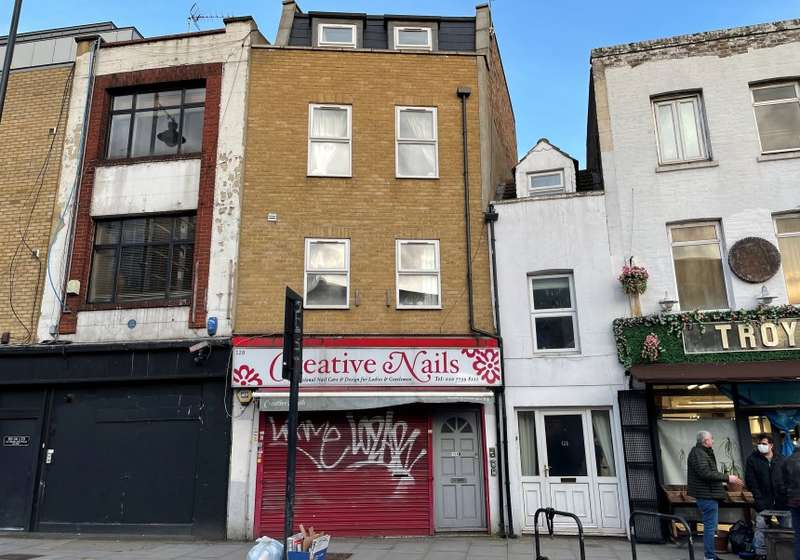 5 Bedrooms Terraced House for sale in Kingsland Road, Hoxton, London, E2 8DP