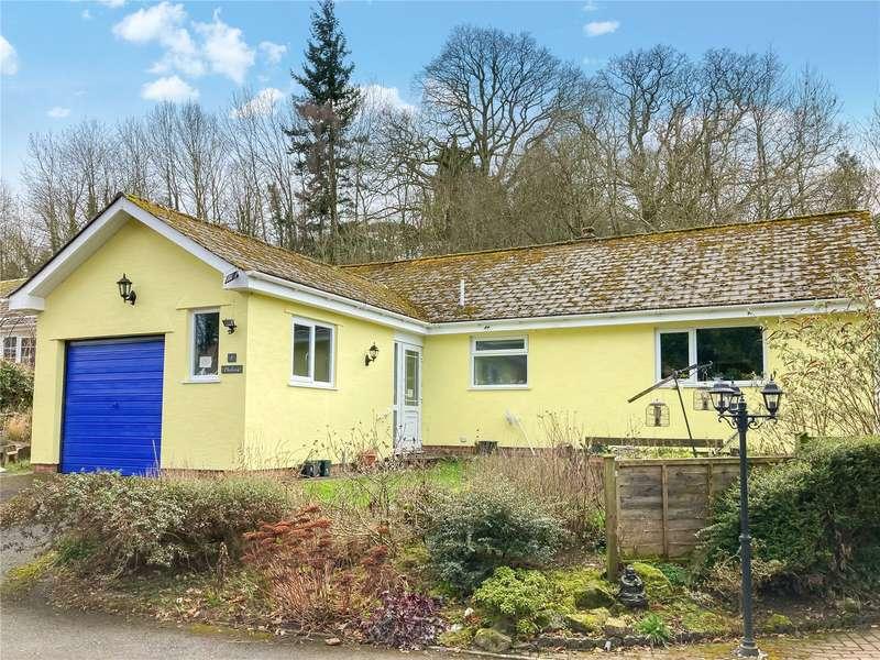 3 Bedrooms Detached Bungalow for sale in 5 Montfort Field, Kington, HR5 3AT