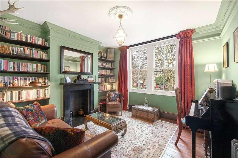1 Bedroom Flat for sale in Amelia Street, Kennington, London, SE17