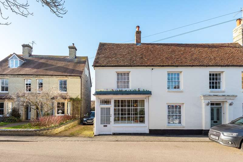 4 Bedrooms Semi Detached House for sale in High Street, Ashwell, SG7