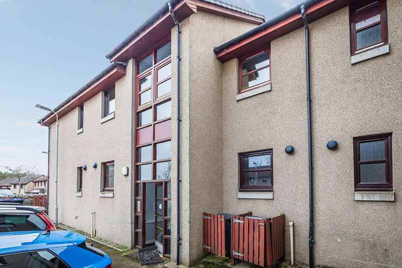 2 Bedrooms Flat for sale in Pittendrigh Court, Inverurie, AB51 3JB