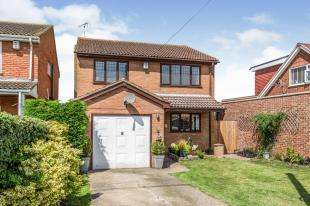 4 Bedrooms Detached House for sale in Scrapsgate Road, Minster On Sea, Sheerness, Kent