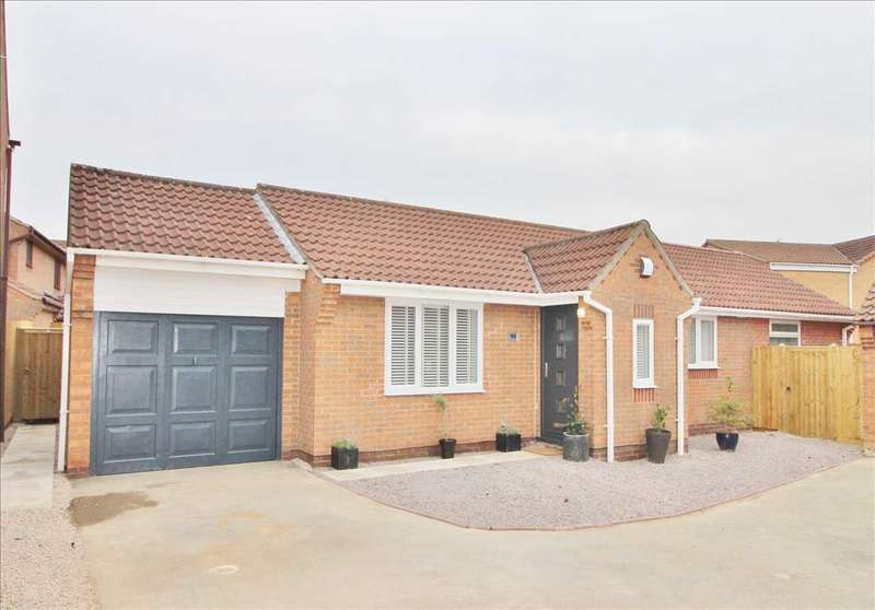 3 Bedrooms Detached Bungalow for sale in Longcliffe Road, Grantham