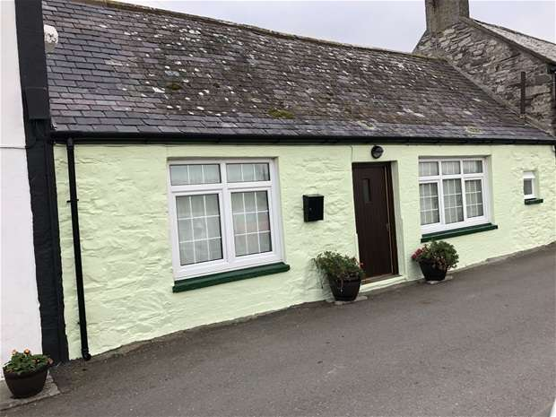 3 Bedrooms House for sale in Harbour Row, Isle of Whithorn, Newton Stewart