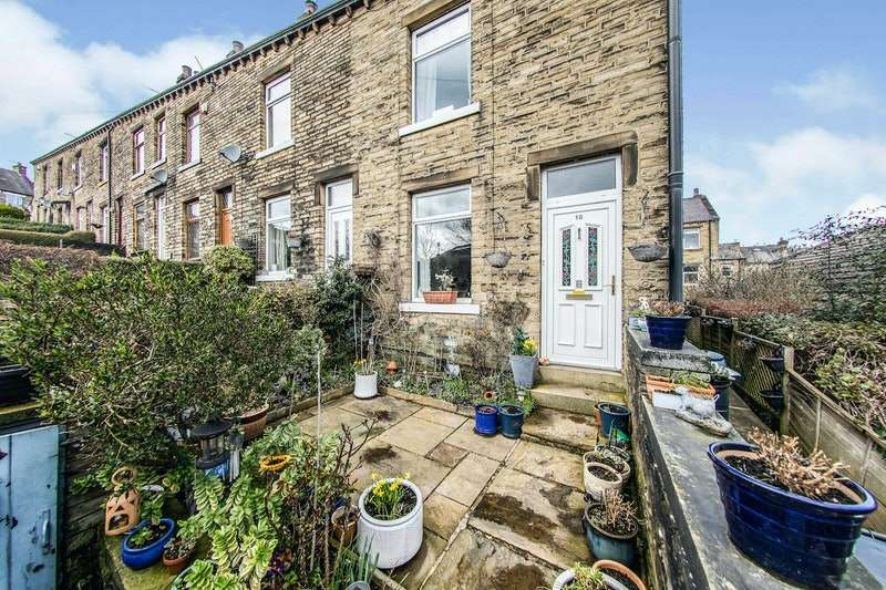 2 Bedrooms Terraced House for sale in Mary Street, Brighouse, West Yorkshire, HD6