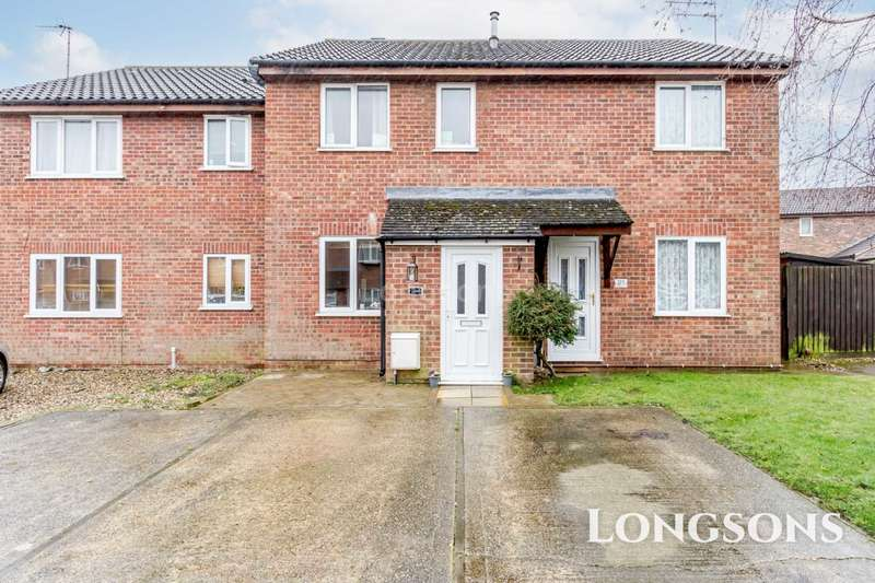 3 Bedrooms Terraced House for sale in Grove Close, Scarning