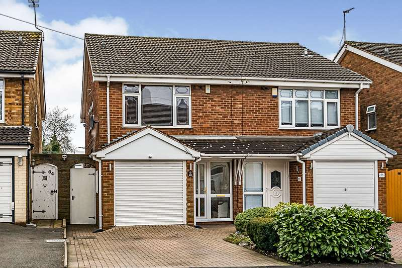 3 Bedrooms Semi Detached House for sale in Beeches Road, Rowley Regis, West Midlands, B65