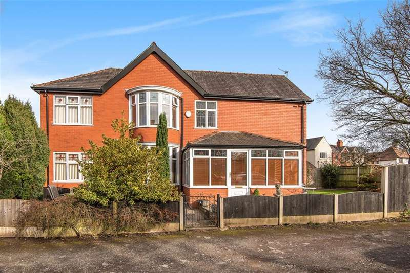3 Bedrooms Detached House for sale in Beech Crescent, Leigh, WN7 3JL