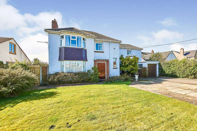 4 Bedrooms Detached House for sale in Old Brackenlands, Wigton, Cumbria, CA7