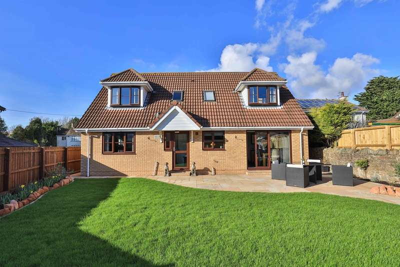4 Bedrooms Detached House for sale in Cog Road, Sully, PENARTH