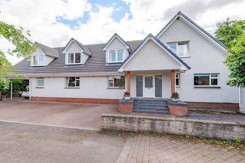 8 Bedrooms Detached House for sale in Sule Skerry, Lovers Loan, Dollar