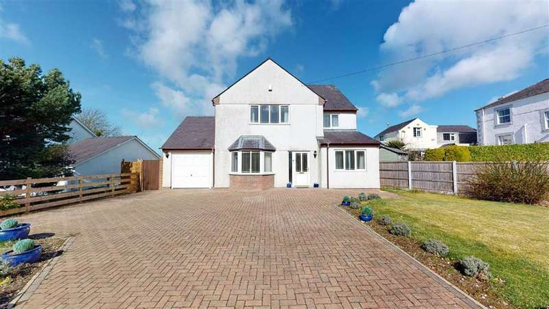 5 Bedrooms Detached House for sale in Beaumaris Road, Pentraeth, Anglesey